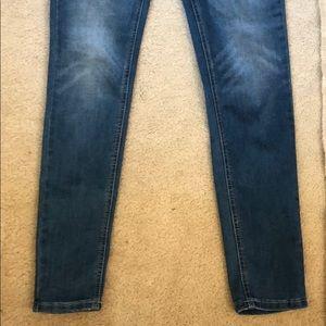 Indigo Rein Jeans - Indigo Rein blue skinny jeans size 3
